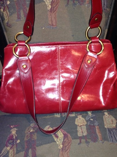 Worthington Satchel in MAROON