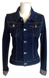 Juicy Couture Dark Blue Denim Jacket