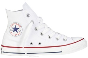 Converse Hi Top Sneakers Brand New Optical white Athletic