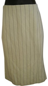 Ralph Lauren Skirt Ivory and Black