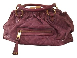 Marc Jacobs Satchel in lilac