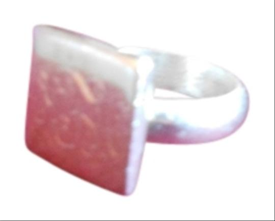 MEXICO .925 STERLING SILVER INITIALED RING