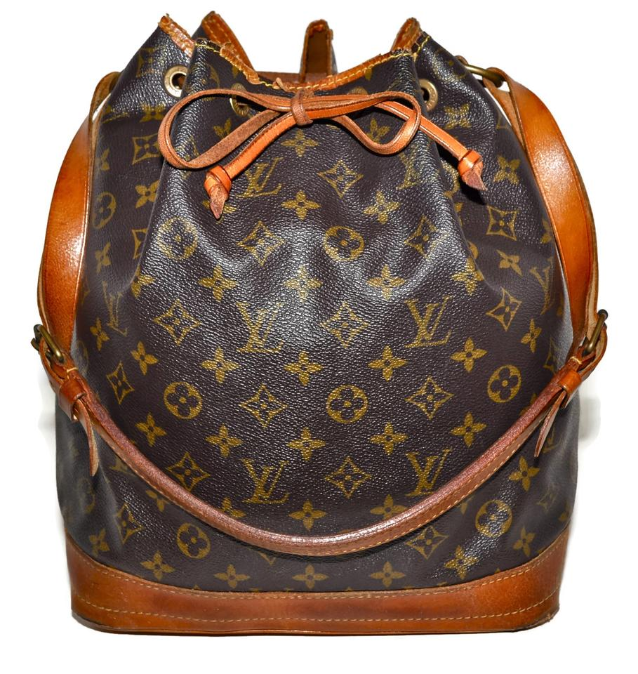 c238b4d81dbe4 Louis Vuitton Vintage Made In France 80s Handbag Satchel Purse Tote Carry  All Carry On Bucket ...