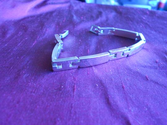 .925 STERLING BEAUTIFUL STERLING SILVER BRACELET 22.9G