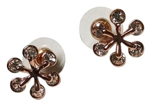 Other New 14K Gold Filled Cubic Zirconia Stud Earrings J1376