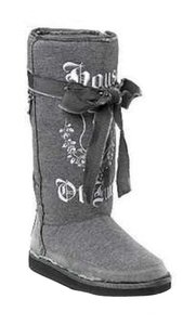 Juicy Couture Grey Boots