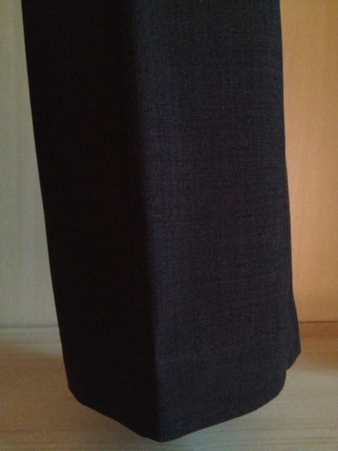 Gap Work Professional Straight Pants Brown