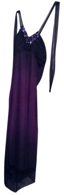 Preload https://item4.tradesy.com/images/trixxi-dress-purple-ombre-743658-0-0.jpg?width=400&height=650
