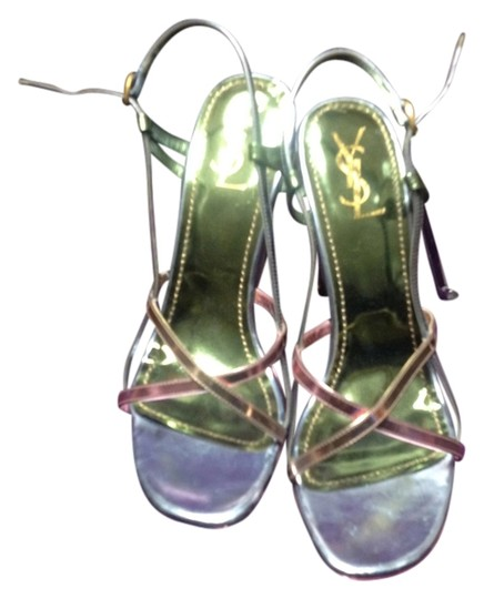 Saint Laurent Multicolor Sandals