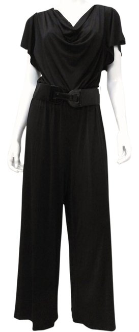 AGB Macy's Belted Jumpsuit