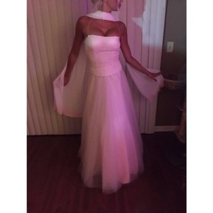 Jovani Pink/white Dress