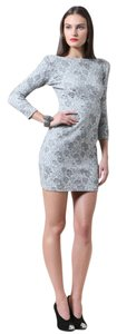 Ali Ro short dress on Tradesy