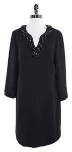 Kate Spade Wool Blend Long Sleeve Dress