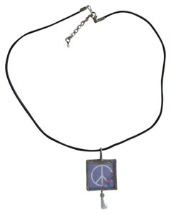 Other REVERSIBLE SQUARE PENDANT NECKLACE