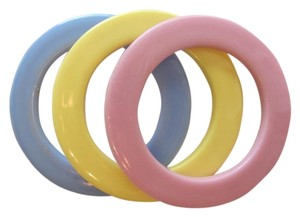 Other SET OF 3 BANGLE BRACELETS