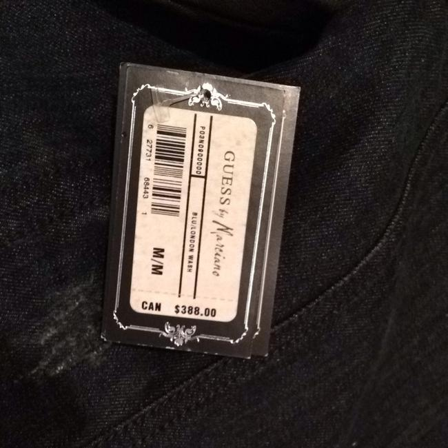 Guess By Marciano Dark Denim/black Jacket Image 1