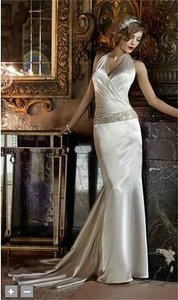 David's Bridal #1133 Daids Bridal Sv9563 Wedding Dress