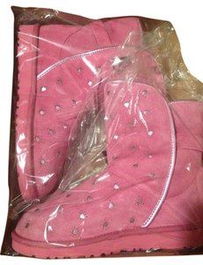 UGG Boots Pink Boots