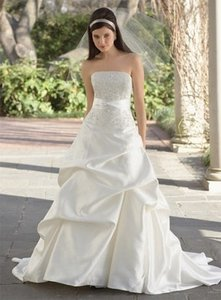 Watters #241 Wtoo 1052b Wedding Dress
