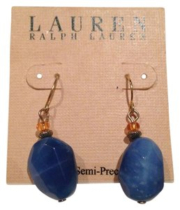 Ralph Lauren Lauren Ralph Lauren Genuine Semi-Precious Earrings