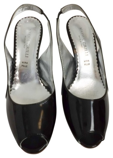 Nadia Grilli Black Pumps