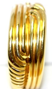 Ella Bridals Yellow Gold Bangle Timeless Bracelet Other