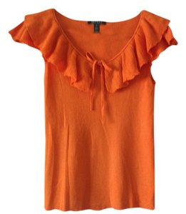 Lauren by Ralph Lauren Top Orange