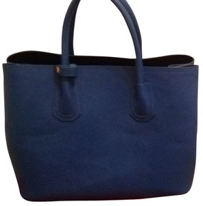 Steve Madden Satchel in Royal Blue