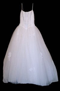 Oleg Cassini 1001-0849 Wedding Dress