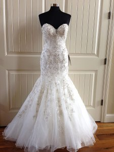 Private Label By G Kenneth Winston 1591 Wedding Dress
