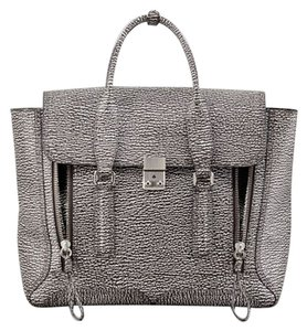 3.1 Phillip Lim Satchel in Black and White