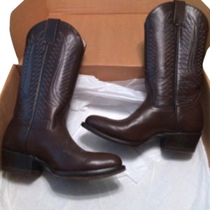 Rancho Loco designer boots size 7. Brown Boots