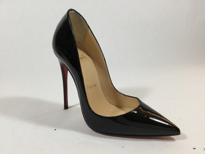 Christian Louboutin Stiletto Black Pumps