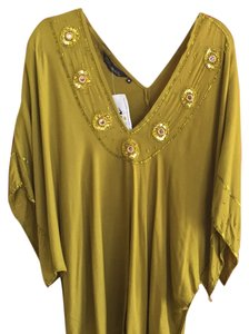Wuwata Top Golden green
