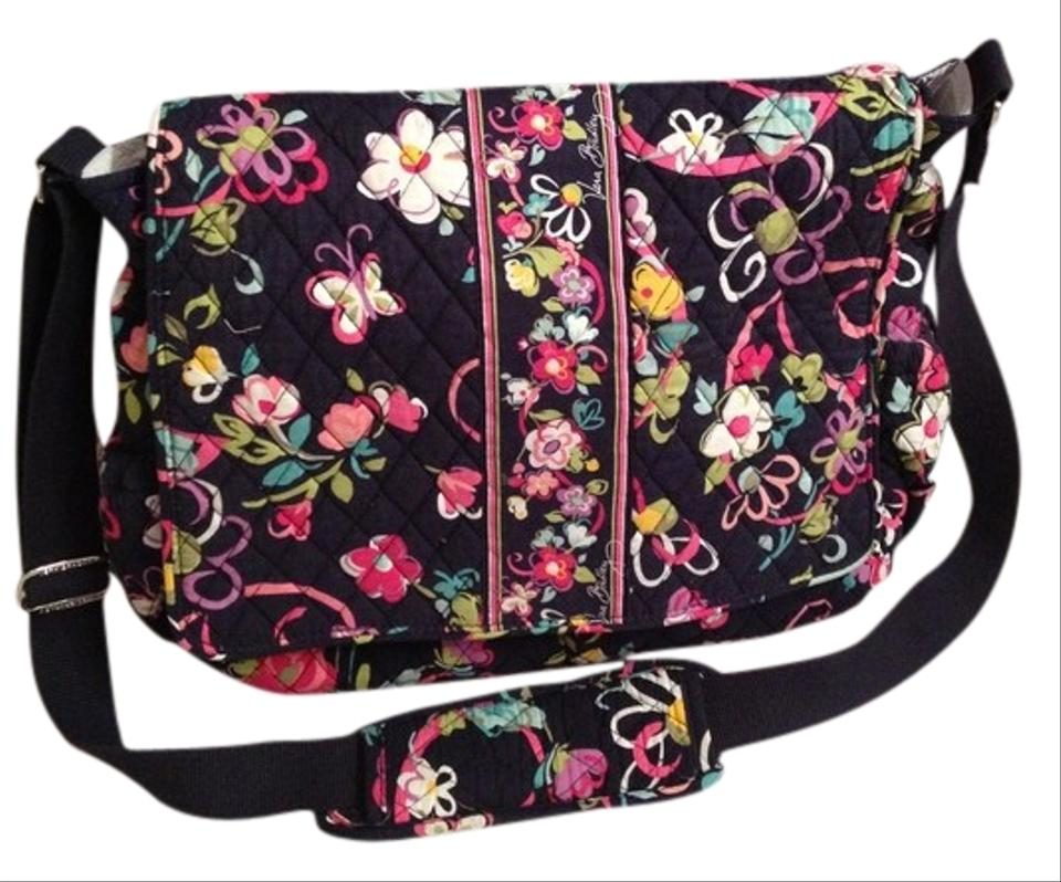 vera bradley messenger baby bag 60 off vera bradley baby diaper bags tradesy. Black Bedroom Furniture Sets. Home Design Ideas
