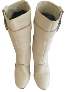 Chloé Off-white Boots