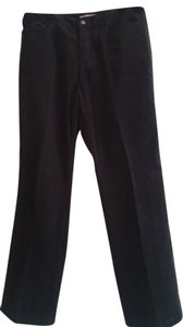 Relaxed Pants Black