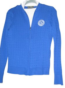 L- RL Lauren Active Cardigan