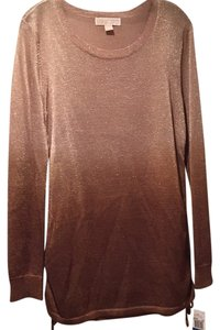 Michael Kors Top Gold/tan