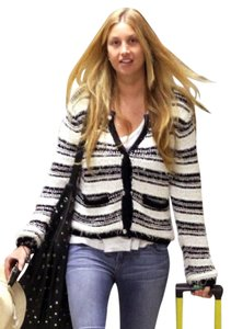 Alice + Olivia Chic Textured Cardigan