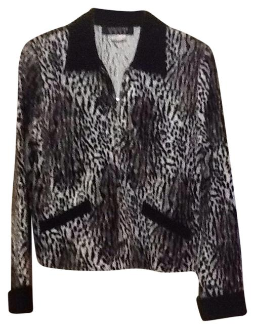 Other Black And White Jacket
