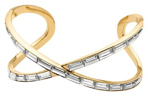 Coach $99.00- BAGUETTE FIGURE EIGHT CUFF