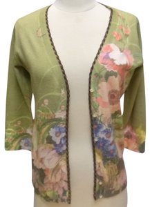 Nick & Mo Floral Light Weight Cardigan