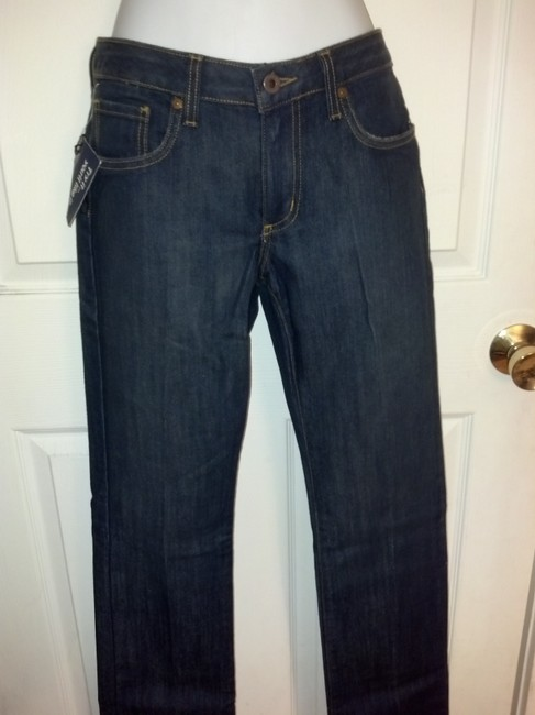 Chip and Pepper Straight Leg Jeans-Medium Wash