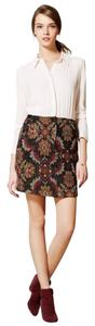Anthropologie Textured Tapestry Vintage Inspired Medium Classic Dress