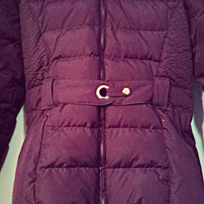 Larry Levine Sport Jacket Belt Winter Snow Coat