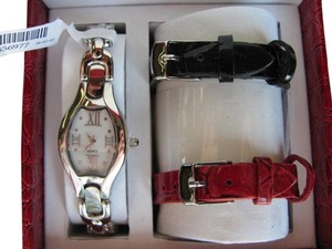 Coldwater Creek NEW IN BOX - MULTI STRAP WATCH