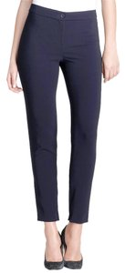 Max Mara New Skinny Pants Navy