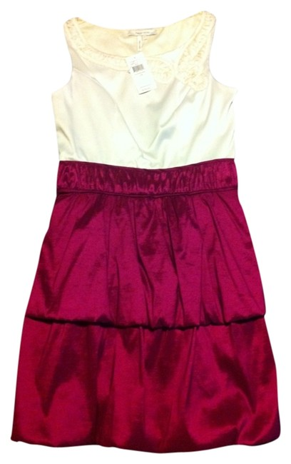 Preload https://item4.tradesy.com/images/max-and-cleo-pink-cranberry-cream-jessica-above-knee-cocktail-dress-size-8-m-746058-0-0.jpg?width=400&height=650