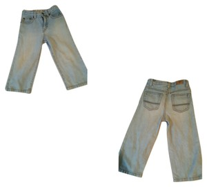 Other Denim Relaxed Fit Jeans-Light Wash